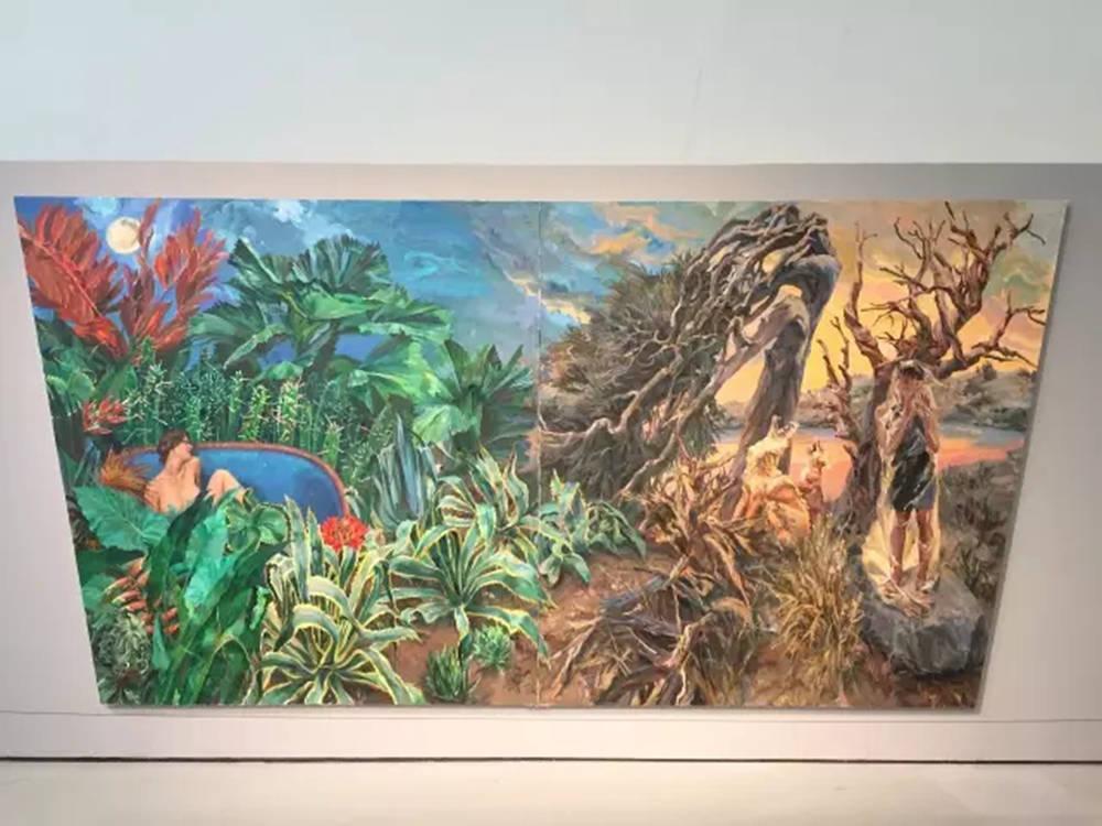 杭州白鹿画室,杭州画室,杭州美术作品欣赏,16