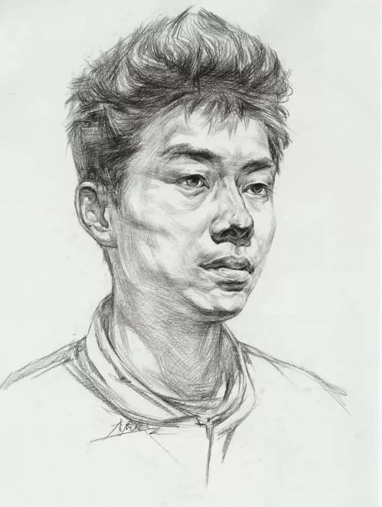 杭州画室,杭州素描培训画室,杭州素描美术培训,12