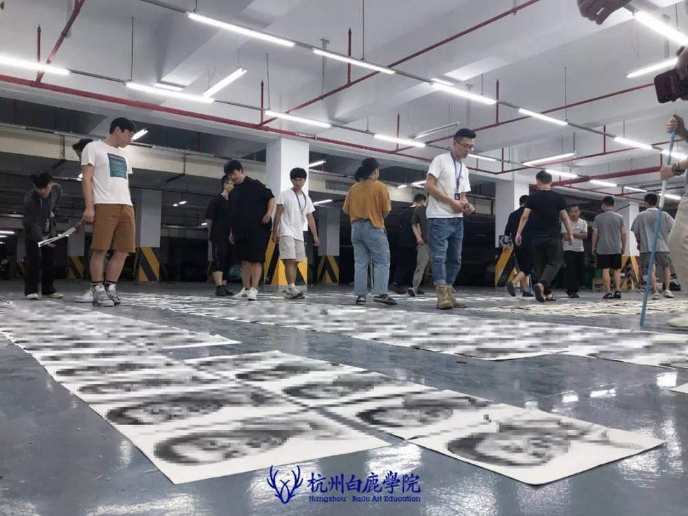 来吧,展示!杭州艺考画室白鹿八月月考进行中,23