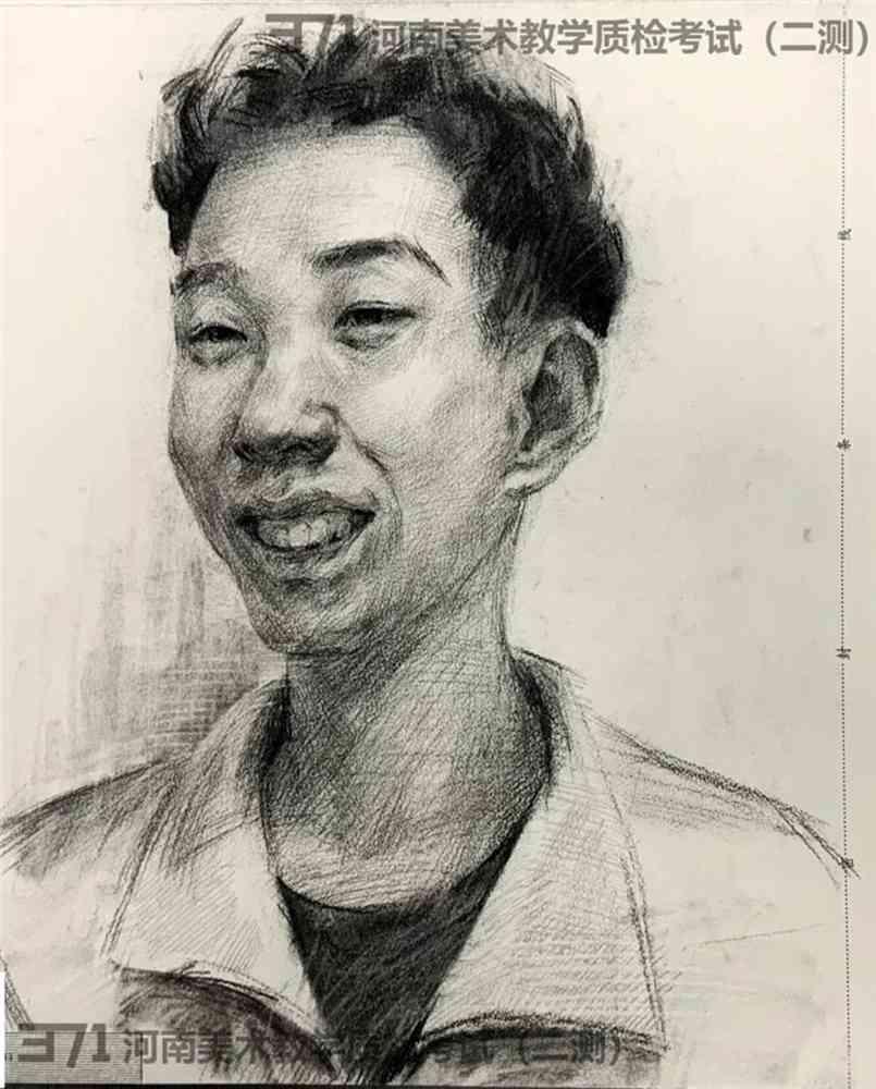 为更好的打磨自己,杭州画室集训班分享2021届河南省二模高分卷,28
