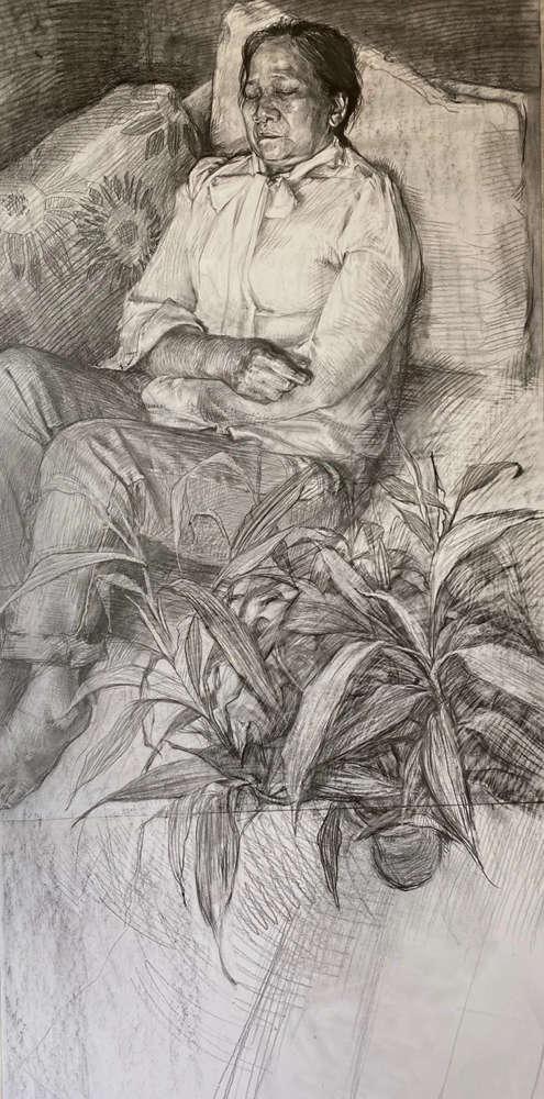 杭州艺考画室,杭州画室培训,杭州画室作品欣赏,16