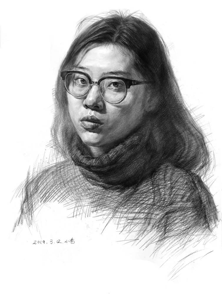 杭州艺考画室告诉你素描结构、色调、质感该如何表现?,23