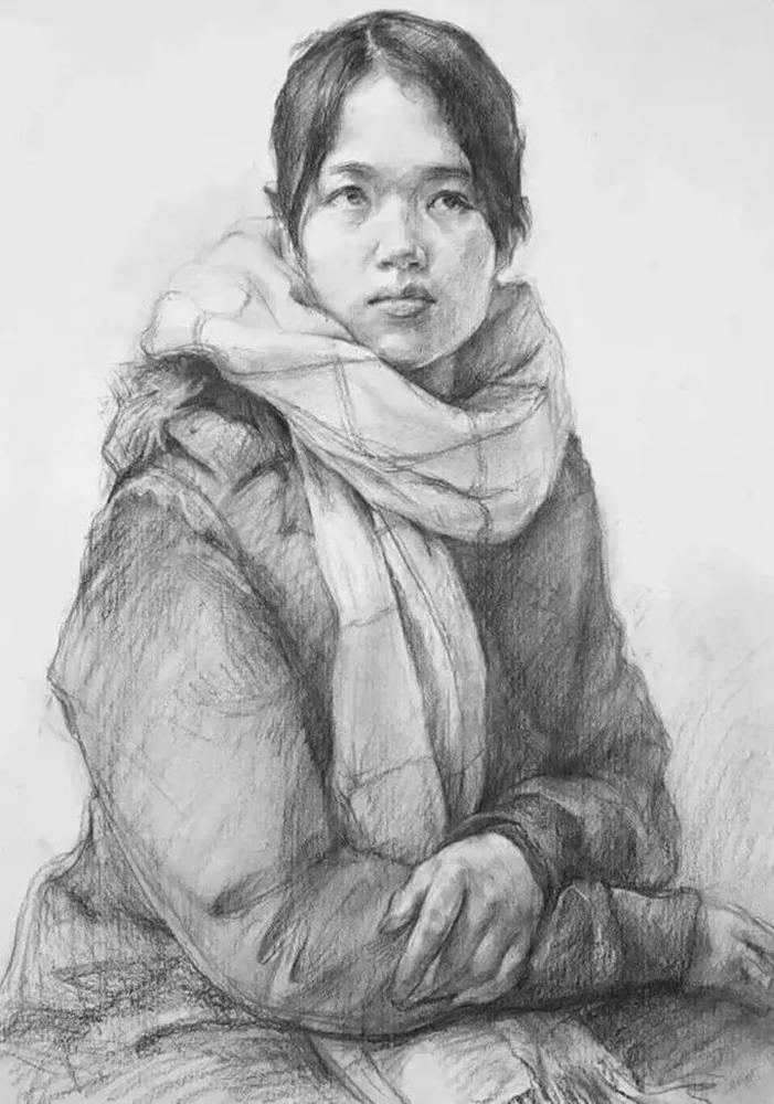 杭州艺考画室,杭州素描画室,杭州画室培训,21