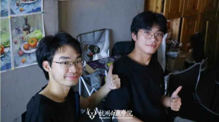 这个双节,杭州艺考画室白鹿学院陪你们过,20
