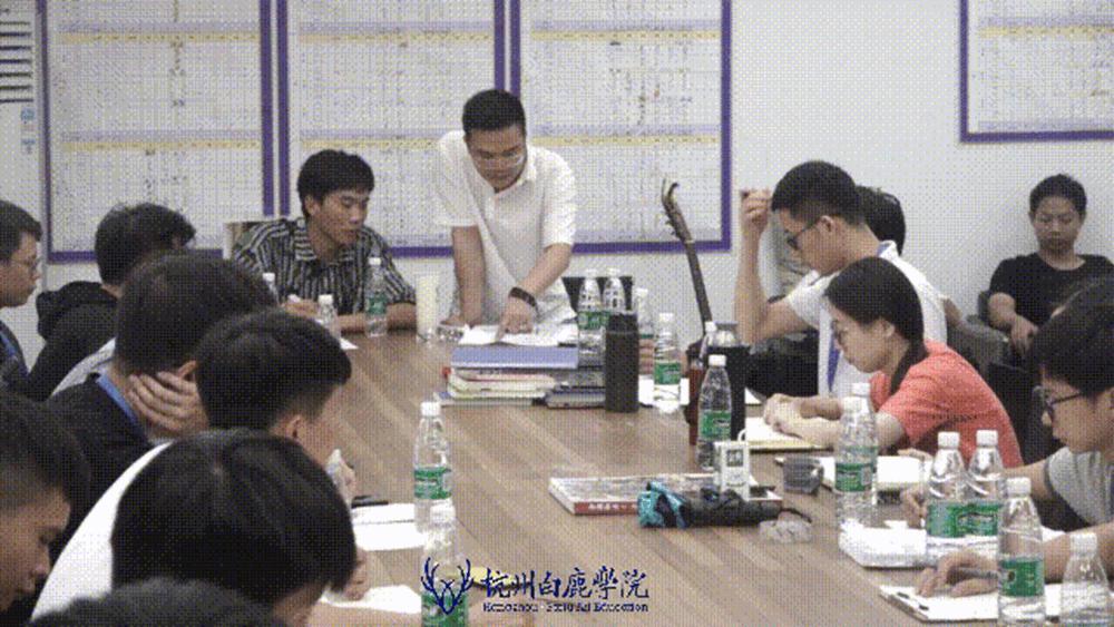 来吧,展示!杭州艺考画室白鹿八月月考进行中,35