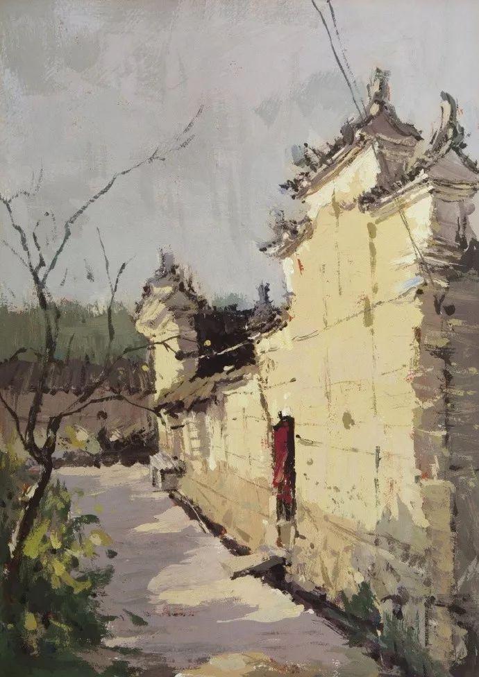 杭州艺考画室给你全面剖析色彩风景与色彩静物,美术生速看,07