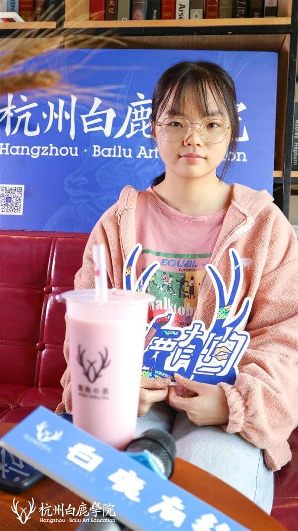 杭州美术培训班白鹿有约 | 明秋雨:她小小的身体竟然蕴藏如此强大的能量,15