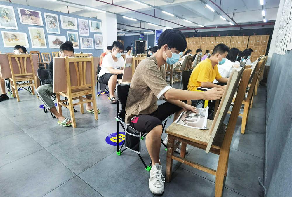 杭州白鹿画室,杭州画室,杭州画室复课,37