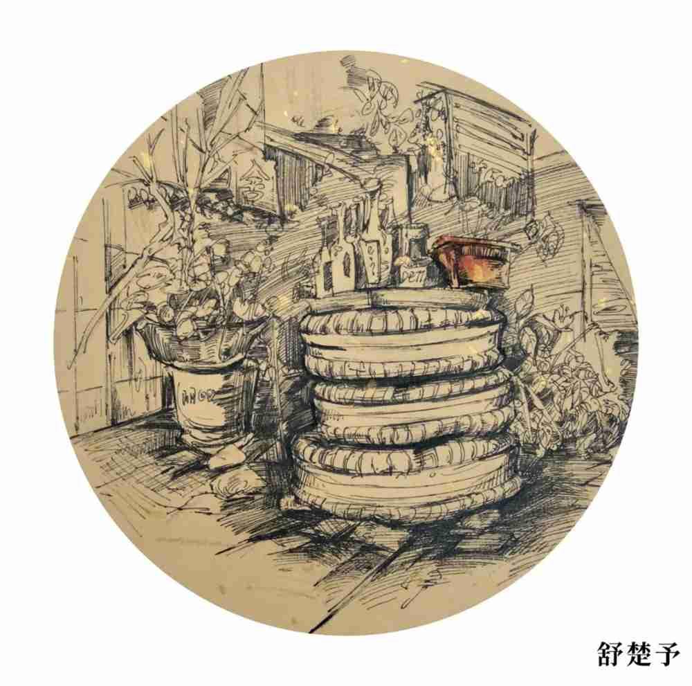 杭州美术培训班优秀学员:舒楚予,09