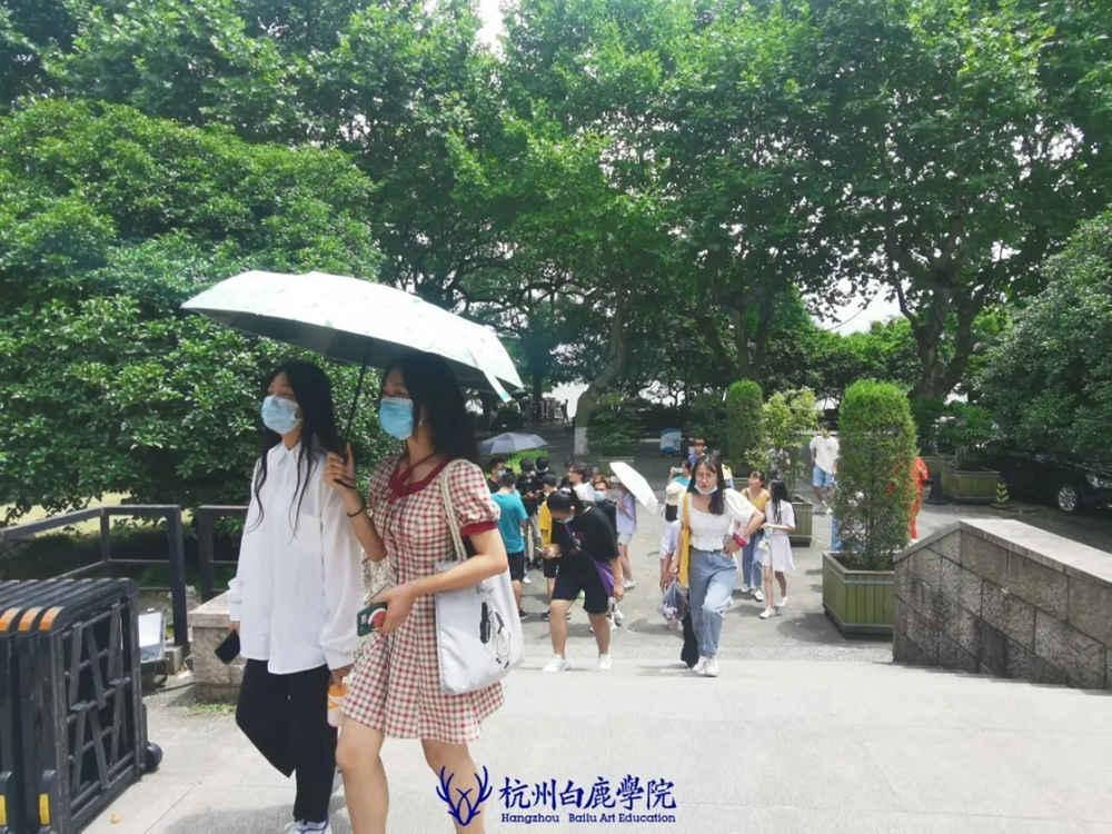 杭州艺考画室暑假班 | 游学致敬抗疫英雄,强国少年未来可期,10