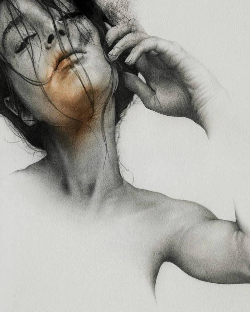 大神的素描,画的就是感觉,杭州艺考画室带你领略,23