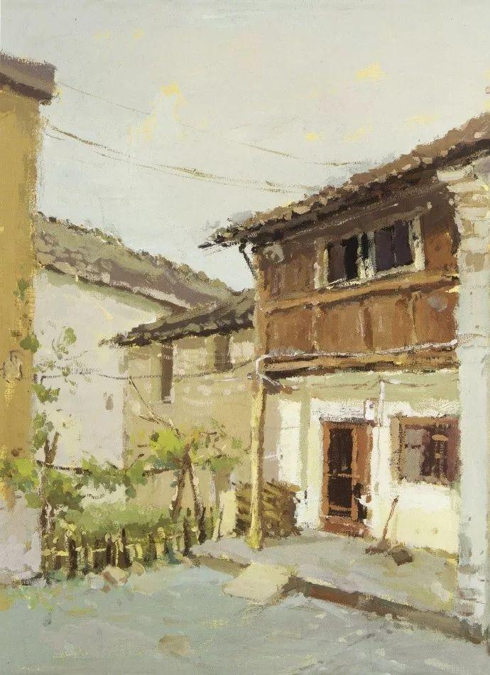 杭州艺考画室给你全面剖析色彩风景与色彩静物,美术生速看,02