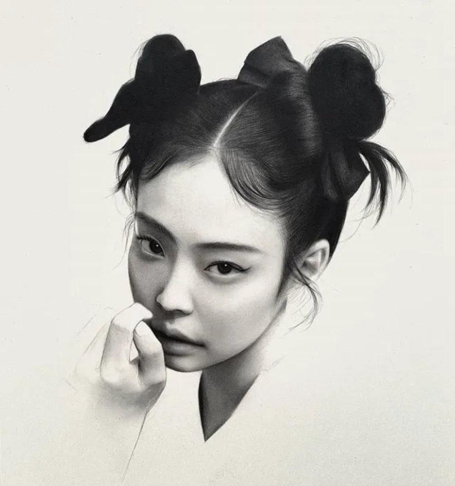 杭州艺考画室给你整理了神韵素描,看看这扎实的功底,23