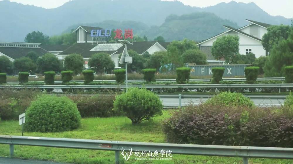 杭州艺考画室白鹿写生季 | 画画的Baby们安全抵达写生地啦,10