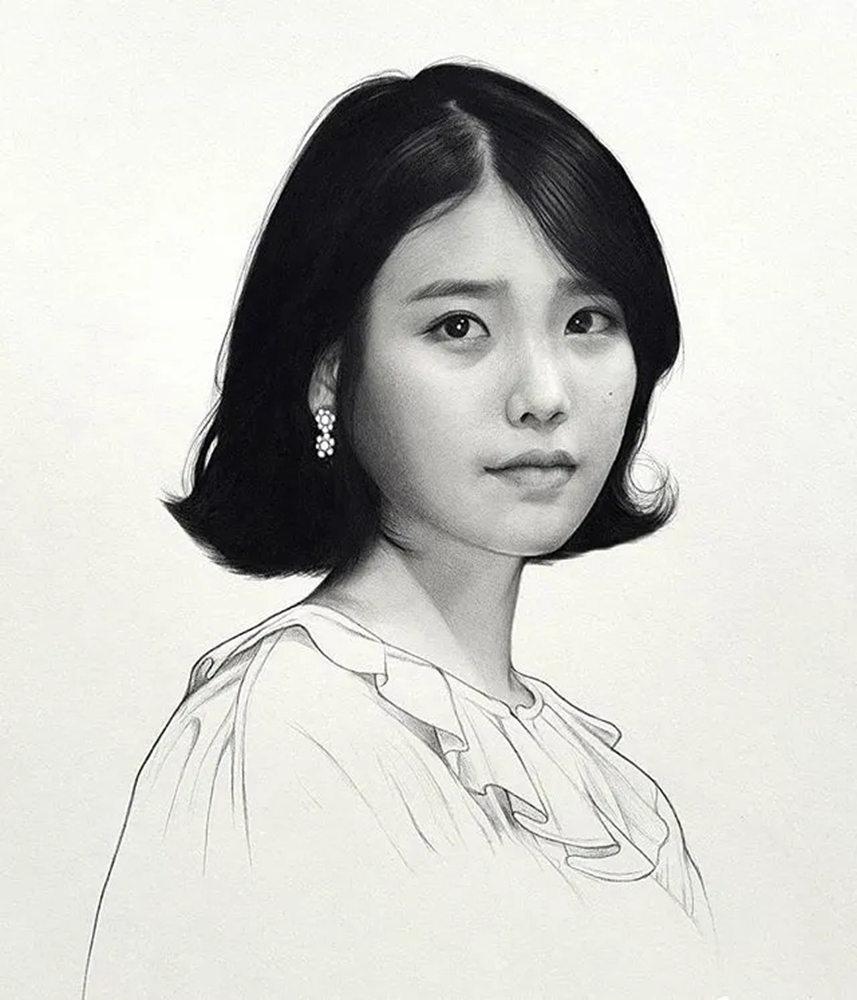 杭州艺考画室给你整理了神韵素描,看看这扎实的功底,19