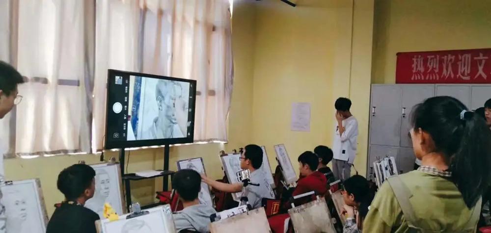 九月将至,返学的美术生杭州艺考画室高度你必须要做好以下几件事,04